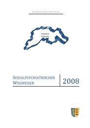 Sozialpsychiatrischer Wegweiser 2008 - Lüneburg
