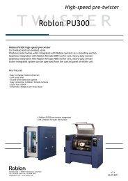 Roblon PU300 - Roblon A/S