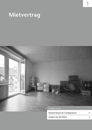 Mietvertrag - h.e.p. verlag ag, Bern