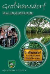 WALDGEMEINDE - inixmedia