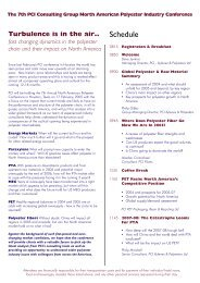 US Seminar Advert 2005 colour.qxd - FiberSource