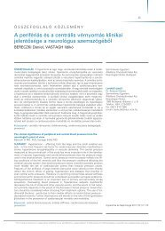 A perifériás és a centrális vérnyomás klinikai ... - arteriograf.hu
