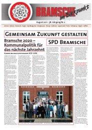 Blickpunkt 2-2011 - SPD-Ortsverein Bramsche