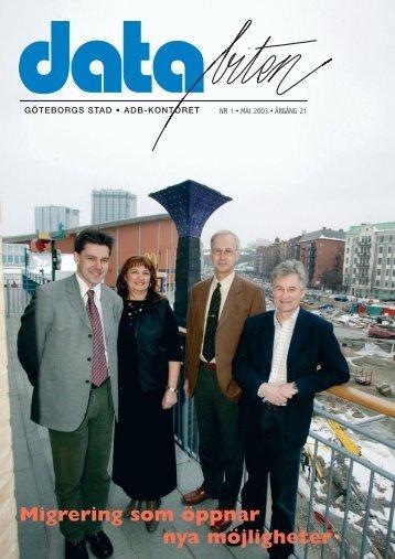 Migrering som öppnar nya möjligheter - Göteborg
