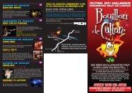 Festival Bouillon de Culture 2011 v2.indd - I-Cerdanya