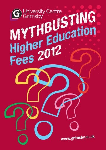 loan information - Grimsby Institute of Further & Higher Education
