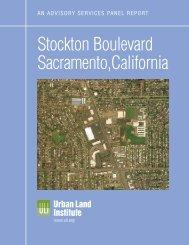 Download Panel Report - Urban Land Institute