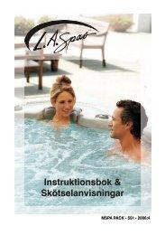 L.A. SPAS instruktionsbok 2006 - Neptun