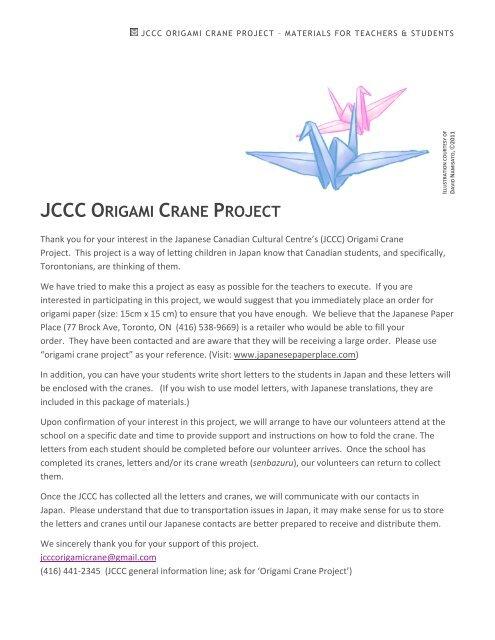 How to fold an origami crane – OrigamiGinga | 640x495