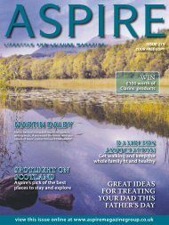 100 Worth - Aspire Magazine