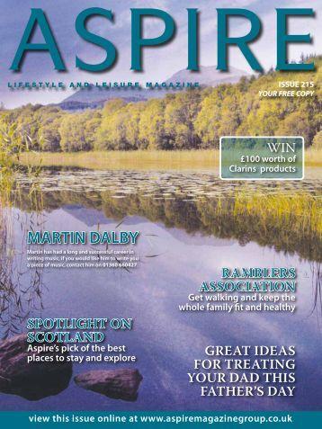 100 Worth - Aspire Magazine