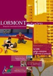 Lormont Actualités n°73