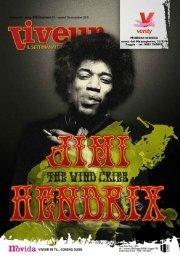 Jimi Hendrix, fenomenologia di un mito - Viveur