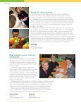 2008 AnnuAl RepoRt - Agricultural, Food and Nutritional Science - Page 6