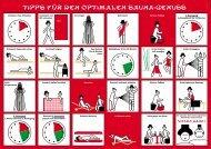 Tipps für den optimalen Sauna-Genuss / Saunaregeln