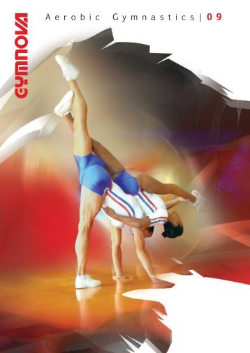 Aerobic booklet - Gymnova