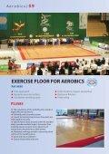 Aerobic booklet - Gymnova - Page 2