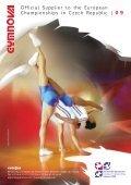 Aerobic booklet - Gymnova - Page 5