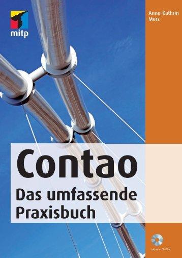 Contao - Das umfassende Praxisbuch - Mitp