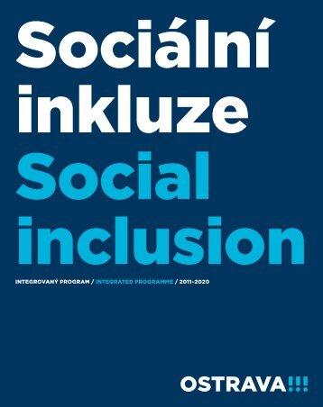 Sociální inkluze   Social inclusion - Ostrava