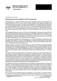 Download Pressetext im PDF Format (98 KB) - Deutsche ...
