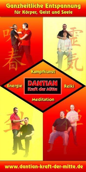 Ganzheitliche entspannung (PDF) - Dantian - Kraft der Mitte