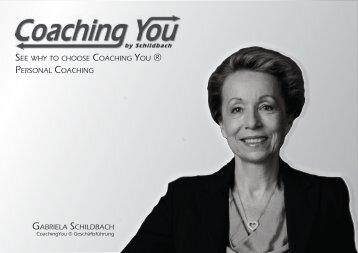 Folder: Personal Coaching - Gabriela Schildbach