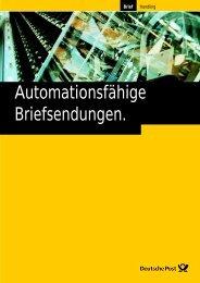 Automationsfähige Briefsendungen 2005.p65