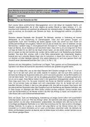 Autor: Adolf Heller Thema: Von den Elementen der Welt ... - Kahal.De