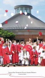 Indian Hill Exempted Village School District Class of 2011