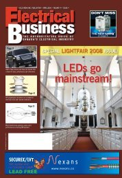 Download - Electrical Business Magazine