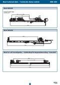 Hydraulisches Bohrgerät Hydraulic drill rig - CASAGRANDE GROUP - Seite 5