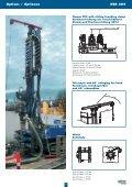 Hydraulisches Bohrgerät Hydraulic drill rig - CASAGRANDE GROUP - Seite 7
