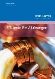 Effiziente EMV-Lösungen - Schurter