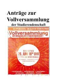 Antragsbuch - webMoritz