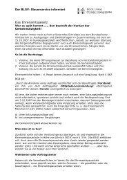 steuern und finanzen - Ehrenamtspauschale - blsv