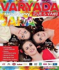 ŽIJE S VÁMI! - Obchodní centrum Varyáda (Karlovy Vary)