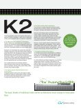 K2 Media Storage & Delivery Systems - Page 3