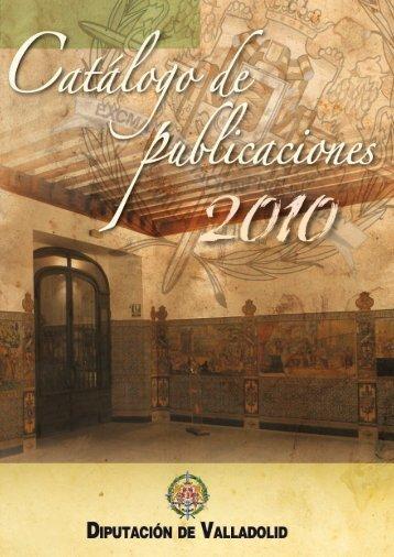 Catal Public Dip VA 10 Arte:Maquetación 1 - Diputación de Valladolid