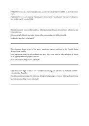 Kyselylomake - Yhteiskuntatieteellinen tietoarkisto