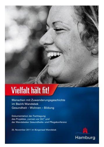 Vielfalt hält fit! - Hamburger Koordinationsstelle für Wohn-Pflege ...