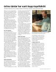 Hos Erik växer gräsuppfödda lamm för leverans till Gröna Gårdar - Page 4