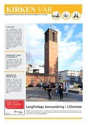 kirken vår 1 - Skedsmo kirkelige fellesråd - Den norske kirke