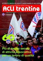 Acli Trentine SETTEMBRE 2005