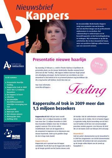 Nieuwsbrief Kappers januari 2010.pdf - Hba