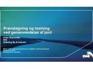 Anke Oberender - ATV - Jord og Grundvand