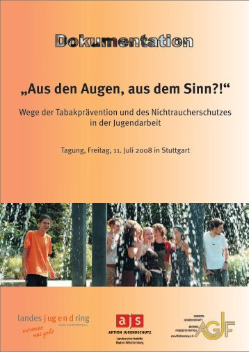 """Aus den Augen, aus dem Sinn?!"" - Landesjugendring Baden ..."