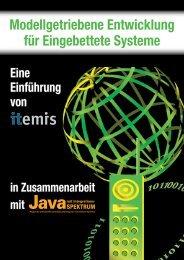 Modellgetriebene Entwicklung für Eingebettete Systeme