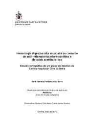 Dissertação Sara Castro.pdf - Ubi Thesis