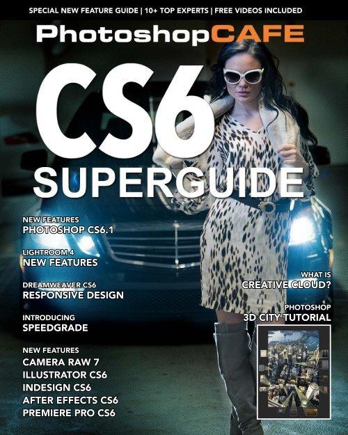 Cs6 pdf photoshop panduan